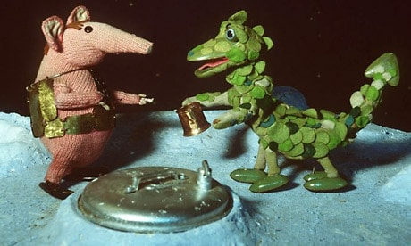 Clangers Trying To Find Your Website
